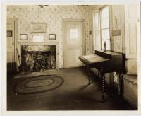 Rainy Day Room, Wadsworth-Longfellow House, Portland, ca. 1950