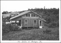 Bogdanove studio, Monhegan, 1935