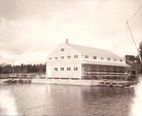 Boatyard at Center Harbor, Brooklin