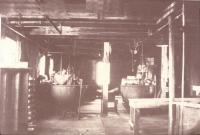 Blueberry Cannery, Interior, Brooklin