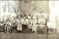 Women employees, Farnsworth Fish Cannery, Brooklin