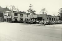 E. Hansen, Studebaker dealer, Portland, 1952
