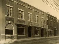 Mank-Stuart Motor Car Co., Portland, ca. 1910