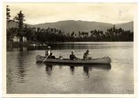 On Daicy Pond, 1931