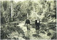 At a flooded Katahdin area, September 19,1932