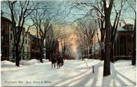 State Street, Portland, ca. 1900