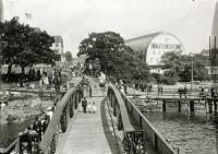 Gem Theater, Peaks Island, ca. 1900