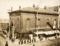 Nickel Theatre, Portland, ca. 1890