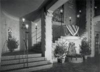 Staircase, State Theater, Portland