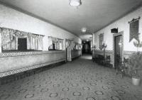 Hallway, State Theater, Portland