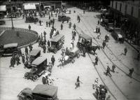 Monument Square, Portland, 1922