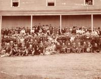Pomona Grange meeting, Caribou, ca. 1910