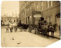 Allen's Transfer Co., Portland, ca. 1900
