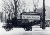 Nissen Bakery truck, ca. 1915