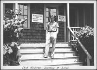 Elyot Henderson, Ogunquit, 1937