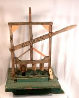 Climax Seed Potato Cutter