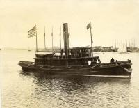 Steam tug Portland, Portland Company, ca. 1902