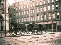 Bailey Carriage Company, Portland, ca. 1900