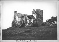 Gibson Chapel, Islesboro,1937