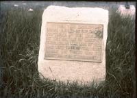 Soldiers' Burying Ground, Eastern Promenade, Portland