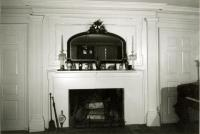 Fireplace, McCobb-Hill-Minott House, Phippsburg, 1962