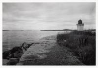 Portland Breakwater and Lighthouse, 1962