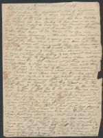 Letter from Mark Fernald to Ephraim Stinchfield, 1814