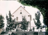 House on Court Street, Houlton, ca. 1895