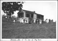 Playhouse, South Berwick, 1937