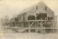 Saw mill, Westbrook, 1894