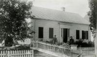 Valentine House, Westbrook, ca. 1892