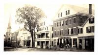 Main Street, Westbrook ca. 1890