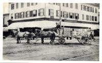 Main Street, Westbrook, July 4, 1895