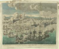 Battle of Tripoli, August 3, 1804
