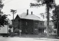 Spring and Main Street, Westbrook, ca. 1910