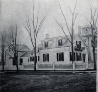 George Raymond House, Westbrook, ca. 1888