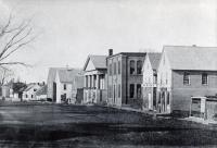 Upper Main Street, Westbrook, ca. 1880