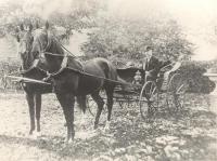 George W. Richards of Houlton - 1888