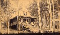 West Cottage on Nickerson Lake