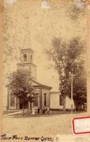 First Free Baptist Church, Houlton