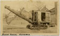 Steam-powered shovel, Portland Company