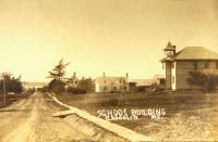 First Brooklin high school, 1906