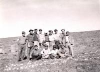 Prisoners of War, Houlton, 1945