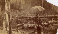 Walter Mansur, Camp Caribou
