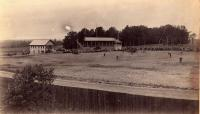 Baseball game, Houlton, ca. 1895