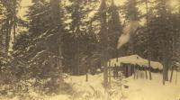 Eugene Peck's Old Camp, Big Smith Brook