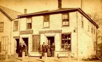 Brick Store Museum Block, Kennebunk, ca. 1870