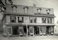 Sargent Ross Block, Kennebunk, ca. 1890