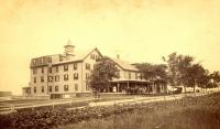 The Wentworth Hotel, Kennebunk Beach, ca. 1880