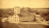 Twine Mill, West Kennebunk, ca. 1880